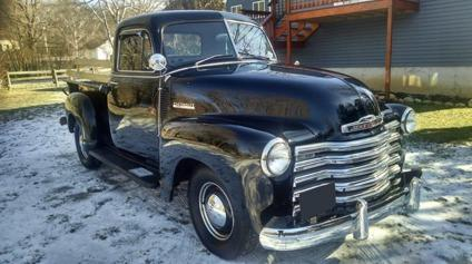 1952 chevrolet 3100 pickup free shipping for sale in. Black Bedroom Furniture Sets. Home Design Ideas