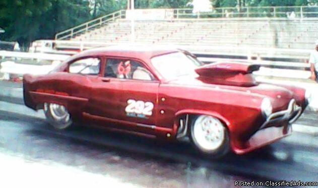 1952 Henry J Drag Car FOR SALE