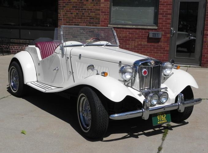 1952 MG (Kit Car) TD Replica For Sale In La Crosse
