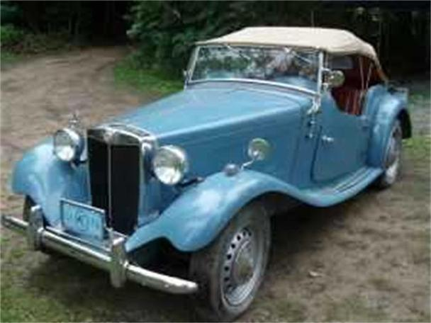1952 mg td for sale in conway south carolina classified. Black Bedroom Furniture Sets. Home Design Ideas