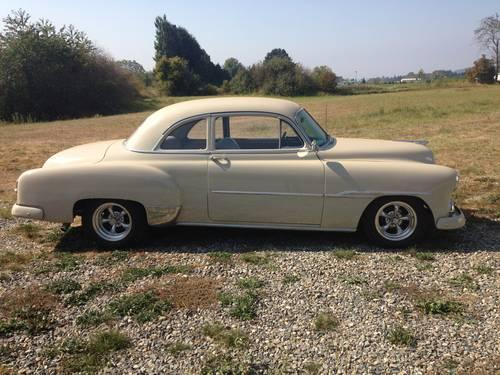 1952 chevy buisiness coupe deluxe for sale in gate washington classified. Black Bedroom Furniture Sets. Home Design Ideas