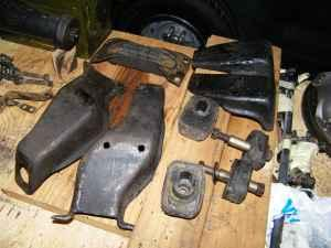 1953 1954 235 motor mounts - $35 (Meridian)