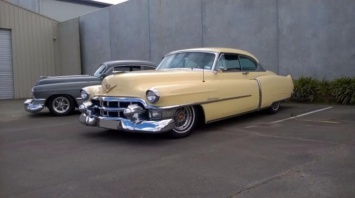 1953 Cadillac Other Yellow