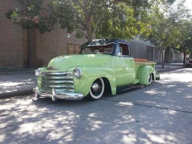 1953 Chevrolet 3100 Truck V8 For Sale In Cambridge