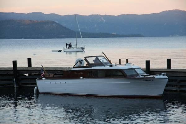 1953 chris craft beauty - for Sale in Broderick, California