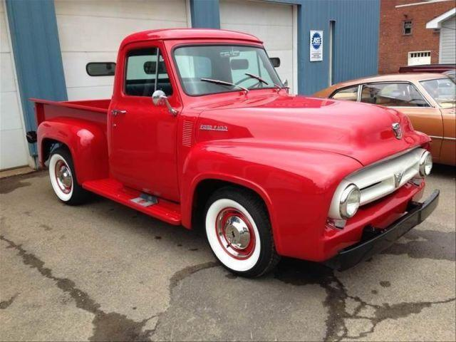 1953 ford f100 truck for sale in bradford pennsylvania classified. Black Bedroom Furniture Sets. Home Design Ideas