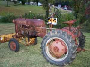 1953 mccormick farmall cub tractor  taylorsville  for