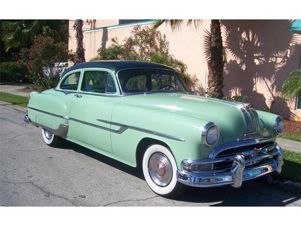 1953 Pontiac Chieftain For Sale In Clearwater Florida