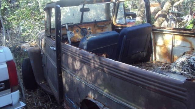 1953 Willys Jeep Wagon Ranch Truck