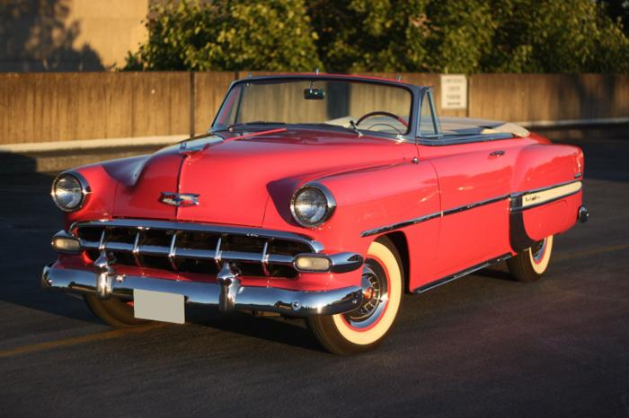 Chevrolet Jackson Ms >> 1954 Chevrolet Bel Air/150/210 Convertible 2-Door RWD for Sale in Jackson, Mississippi ...