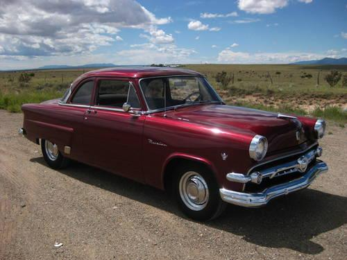1954 ford 2dr sedan for sale in co bluffs iowa classified for 1954 ford mainline 2 door sedan sale