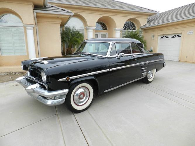 1954 Mercury Monterey Coupe Original Car