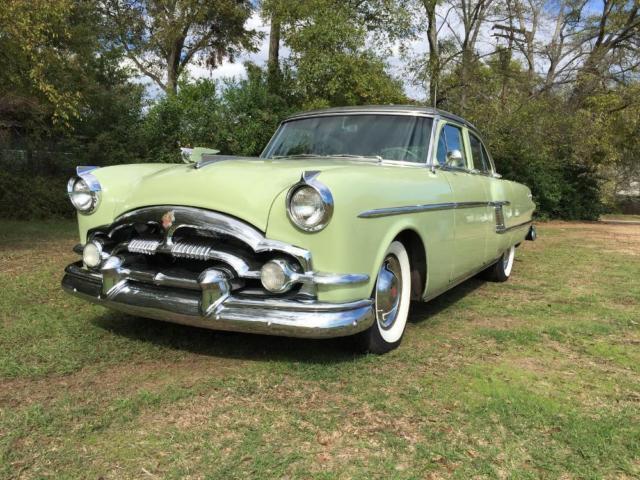 1954 Packard Patrician 1954 Packard Patrician Classic