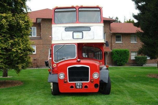 bus decker double 1955 bristol seattle washington americanlisted