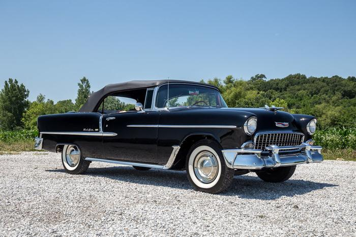 1955 Chevrolet Bel Air/150/210 Convertible For Sale In