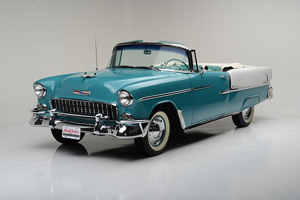 1955 Chevrolet Bel Air Convertible For Sale In Scottsdale