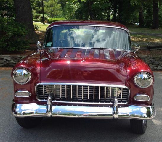1955 Chevrolet Bel Air Hardtop Muscle Car Pro Street