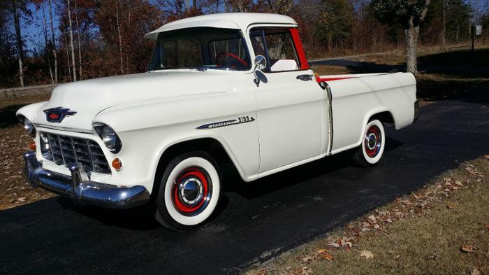 1955 chevrolet cameo truck for sale in jackson mississippi classified. Black Bedroom Furniture Sets. Home Design Ideas