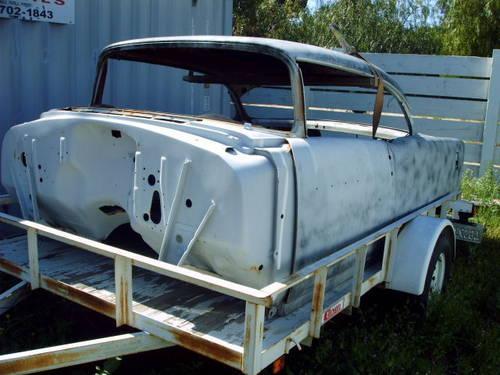 1955 chevy bel air 2 door hardtop project w rebuilt 265 for sale in van nuys california. Black Bedroom Furniture Sets. Home Design Ideas