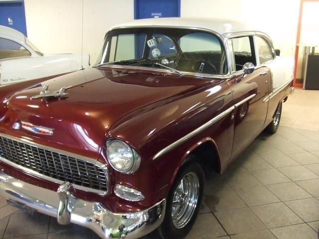 1955 Chevy Bel Air For Sale PA In Blairsville Pennsylvania