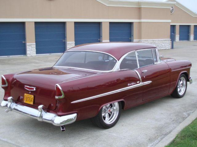 1955 Chevy Belaire For Sale In Spring Texas Classified