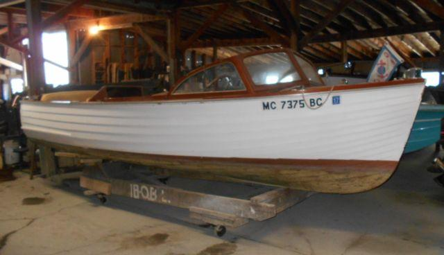 how to build a wooden skiff boat