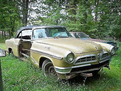 1955 chrysler new yorker deluxe convertible for sale in mount bethel saturn wiring harness 1955 chrysler new yorker deluxe convertible