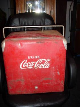1955 COKE MACHINE