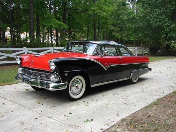 1955 Ford Crown Victoria For Sale In Cornelius North
