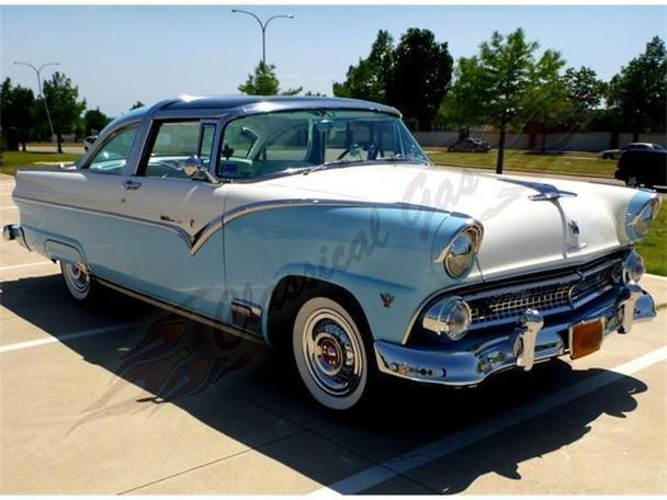 1955 ford crown victoria for sale in arlington texas classified. Cars Review. Best American Auto & Cars Review