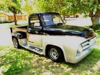 1955 ford f100 pickup classic truck in bronte tx for sale in bronte texas classified. Black Bedroom Furniture Sets. Home Design Ideas