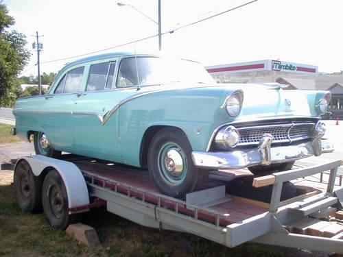 1955 ford fairlane for sale in hobart new york classified for Paragon honda northern blvd
