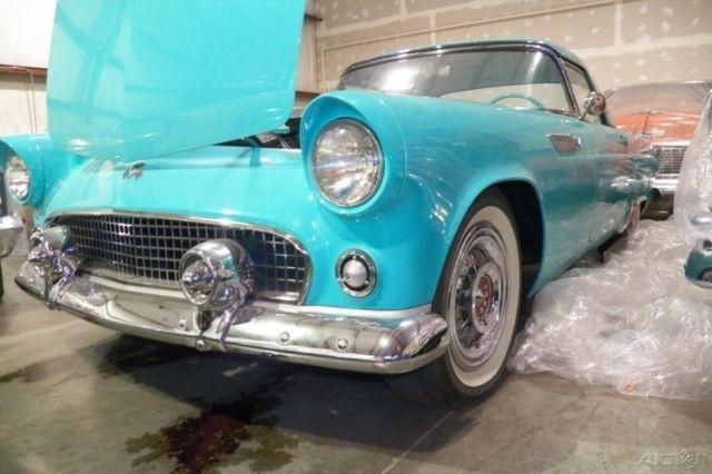 1955 ford thunderbird roadster convertible for sale lincoln nebraska for sale in lincoln. Black Bedroom Furniture Sets. Home Design Ideas