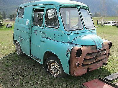 4928f5005a2e 1955 or 1956 Vintage Dodge Postal Delivery Panel Van for sale in Columbia  Falls