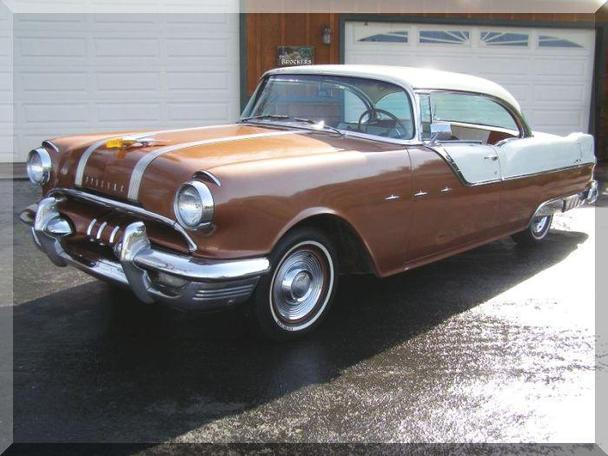 1955 Pontiac Star Chief For Sale In Newcastle California
