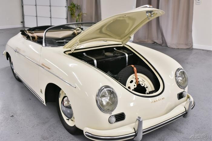 1955 Porsche 356 356 Pre A Speedster For Sale In Chicago