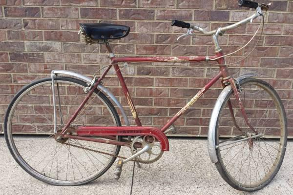 1955 Schwinn Traveler, 26 inch boys bicycle - for Sale in ...