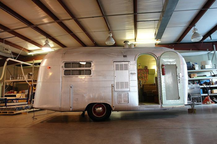 1955 silver streak jet travel trailer airstream 19ft vintage for rh fitchburg ma americanlisted com 1964 Airstream GT 14 1965 Caravel 13 Airstream