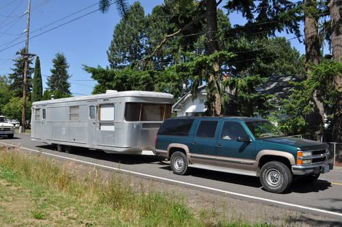 1955 Spartan Royal Manor Vintage Travel Trailer NICE