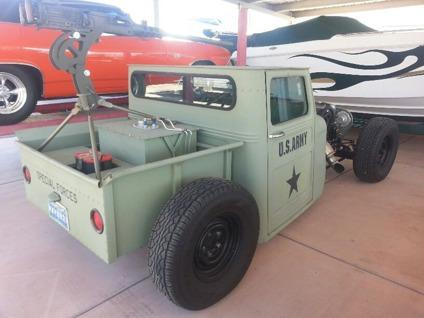 1955 Willys Jeep Rat Rod Custom for Sale in Greenville, South Carolina