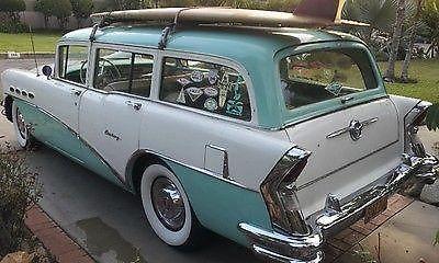 1956 Buick Century Wagon For Sale In Monrovia California
