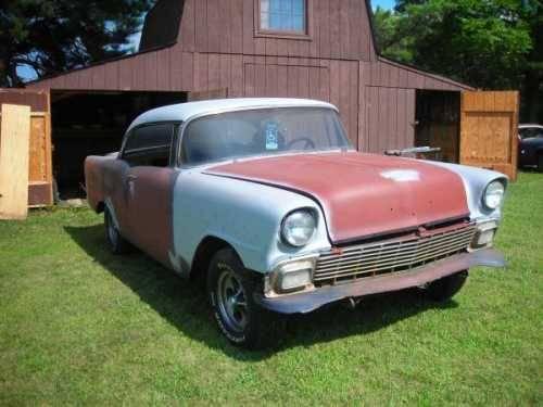1956 chevrolet 210 2 door hardtop coupe high performance for 1956 chevy 2 door hardtop for sale
