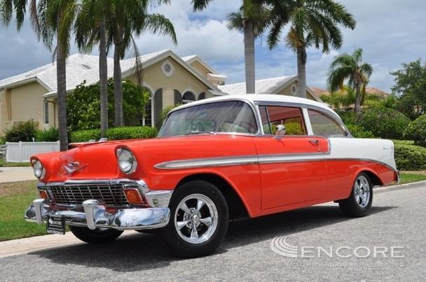 1956 chevrolet bel air 2 door hardtop v 8 4 speed for 1956 chevy 2 door hardtop for sale