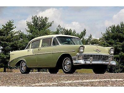 1956 chevrolet bel air 4 door for sale in chase city for 1956 chevy belair 4 door for sale