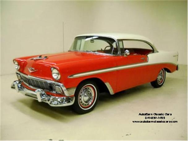 American Auto Sales Nc: 1956 Chevrolet Bel Air For Sale In Concord, North Carolina