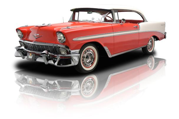 American Auto Sales Nc: 1956 Chevrolet Bel Air For Sale In Charlotte, North