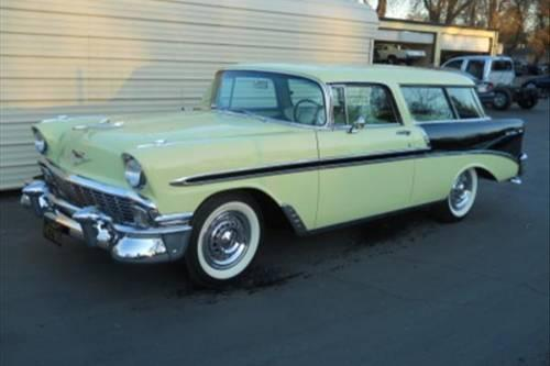 1956 chevrolet nomad for sale in chico california classified. Black Bedroom Furniture Sets. Home Design Ideas