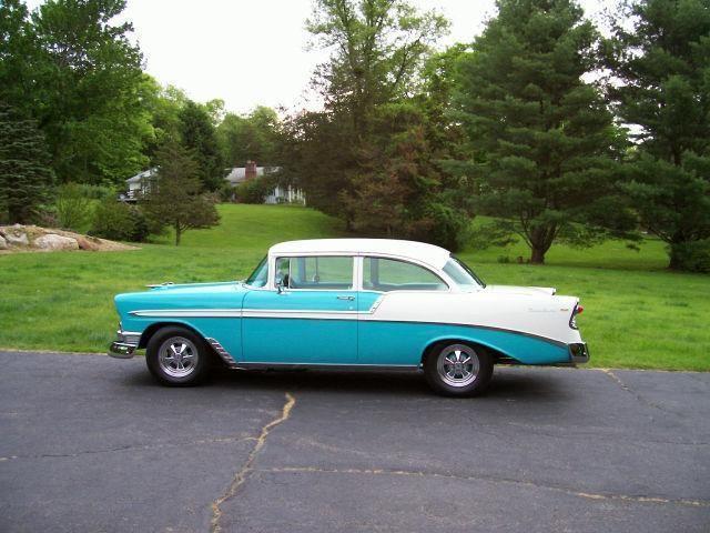 Strange 1956 Chevy Bel Air Beutiful Home Inspiration Semekurdistantinfo