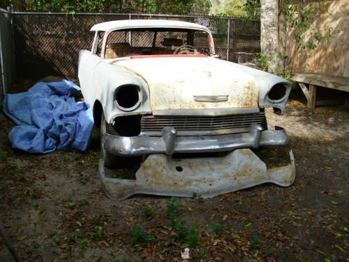 1956 CHEVY NOMAD PROJECT
