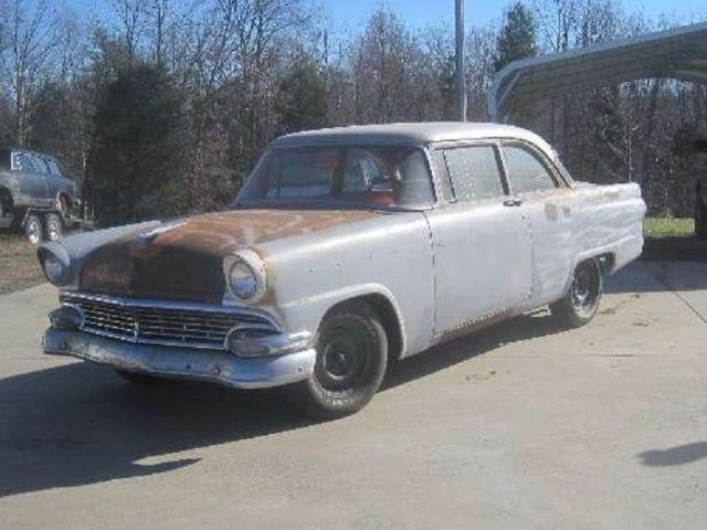 1956 ford customline 2dr sedan for sale in elliott iowa for 1956 ford customline 2 door hardtop